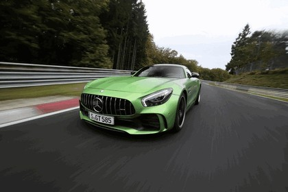 2016 Mercedes-AMG GT R - Beast of the Green Hell 1