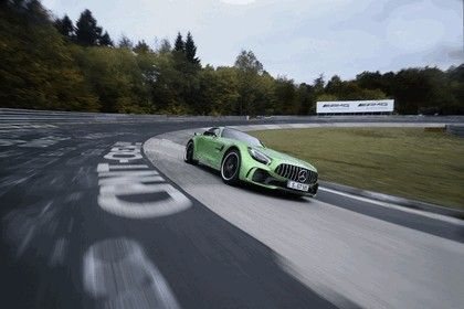 2016 Mercedes-AMG GT R - Beast of the Green Hell 4