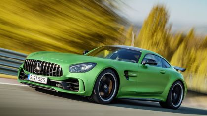 2016 Mercedes-AMG GT R - Beast of the Green Hell 5