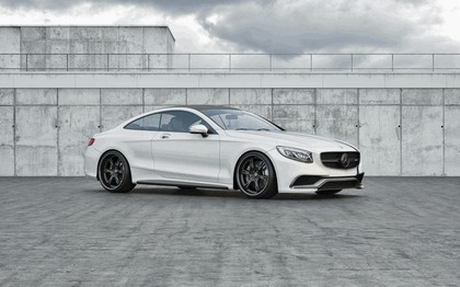 2016 Mercedes-AMG S 63 coupé Seven-11 by Wheelsandmore 2
