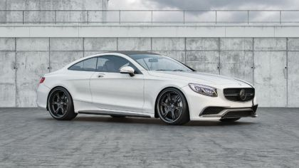 2016 Mercedes-AMG S 63 coupé Seven-11 by Wheelsandmore 1