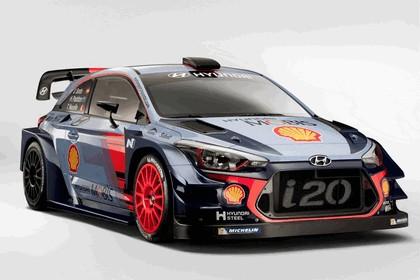 2017 Hyundai i20 WRC coupé 1