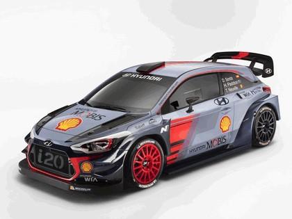 2017 Hyundai i20 WRC coupé 3
