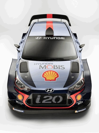 2017 Hyundai i20 WRC coupé 4