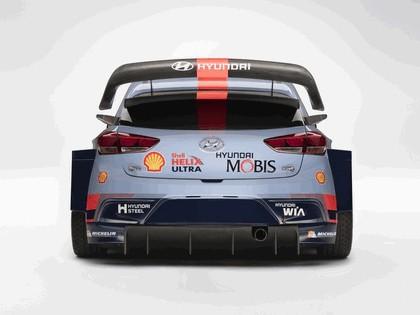 2017 Hyundai i20 WRC coupé 6
