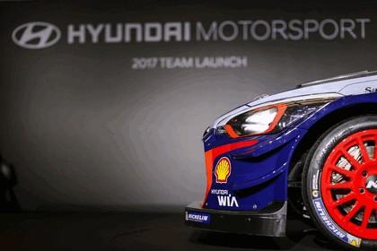 2017 Hyundai i20 WRC coupé 10