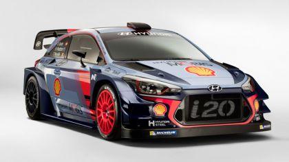 2017 Hyundai i20 WRC coupé 5