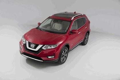 2017 Nissan Rogue Hybrid 1