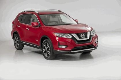 2017 Nissan Rogue Hybrid 2