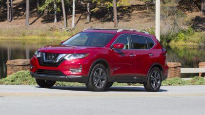 2017 Nissan Rogue Hybrid 9