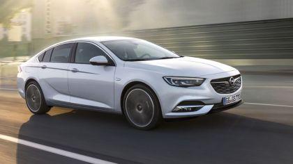 2017 Opel Insignia Grand Sport 4