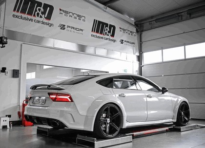 2016 Audi S7 MD700 by M&D Exclusive Cardesign 13