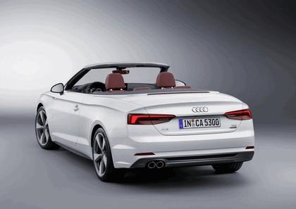 2017 Audi A5 cabriolet 3