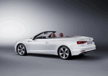 2017 Audi A5 cabriolet 4