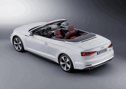 2017 Audi A5 cabriolet 5