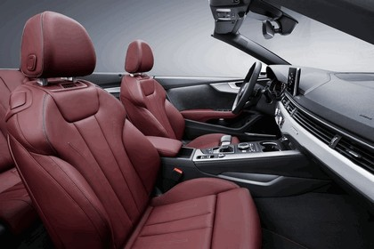 2017 Audi A5 cabriolet 17
