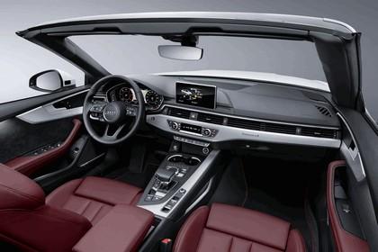 2017 Audi A5 cabriolet 18