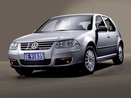2007 Volkswagen FAW Bora HS 1.6 chinese version 1