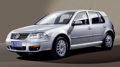 2007 Volkswagen FAW Bora HS 1.6 chinese version 4