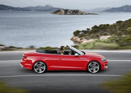 2017 Audi S5 cabriolet 10