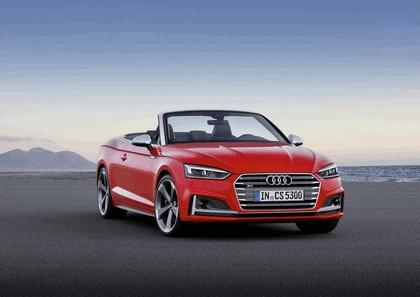 2017 Audi S5 cabriolet 13