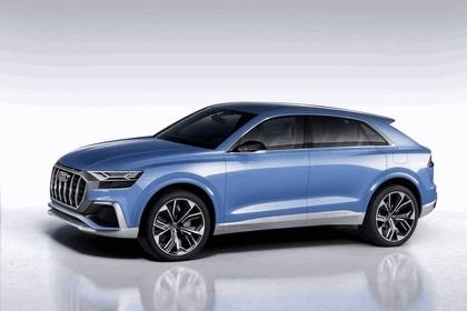 2017 Audi Q8 concept 1