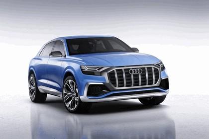 2017 Audi Q8 concept 5