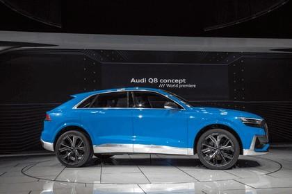 2017 Audi Q8 concept 21
