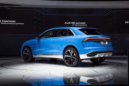 2017 Audi Q8 concept 22