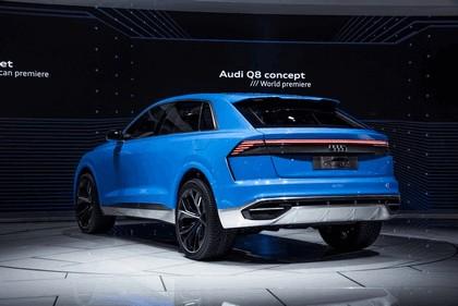 2017 Audi Q8 concept 23
