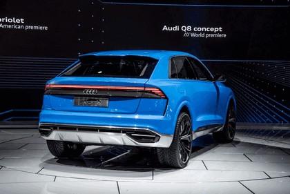 2017 Audi Q8 concept 24