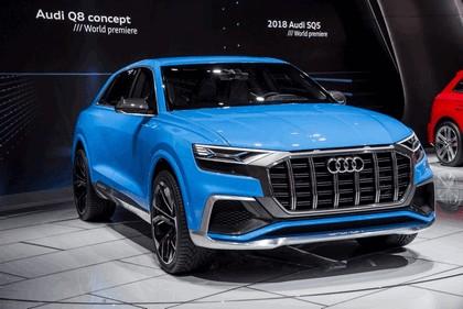 2017 Audi Q8 concept 25