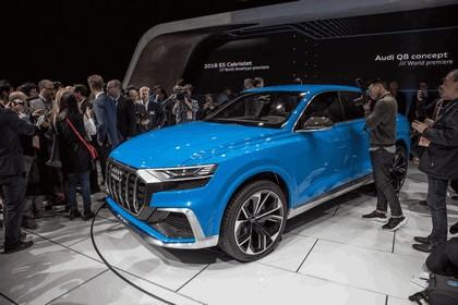 2017 Audi Q8 concept 34