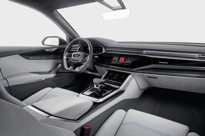 2017 Audi Q8 concept 42
