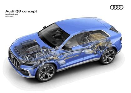 2017 Audi Q8 concept 50