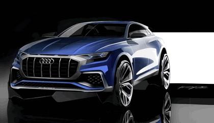 2017 Audi Q8 concept 56