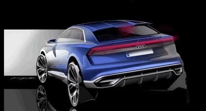 2017 Audi Q8 concept 57