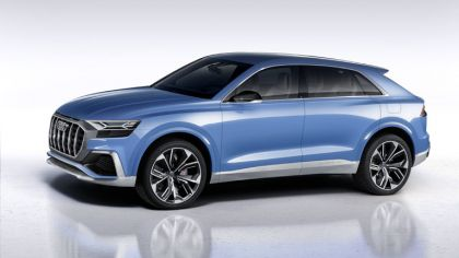 2017 Audi Q8 concept 9