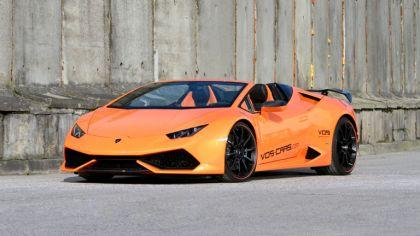 2017 Lamborghini Huracán spyder by VOS Performance 1
