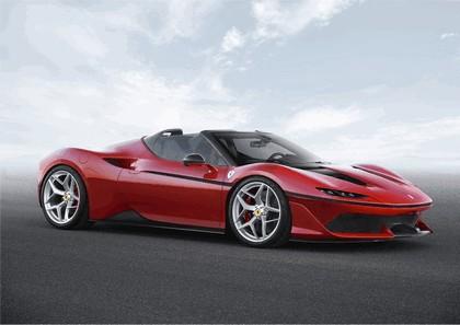 2017 Ferrari J50 1