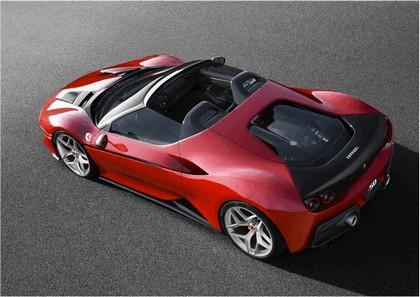 2017 Ferrari J50 3