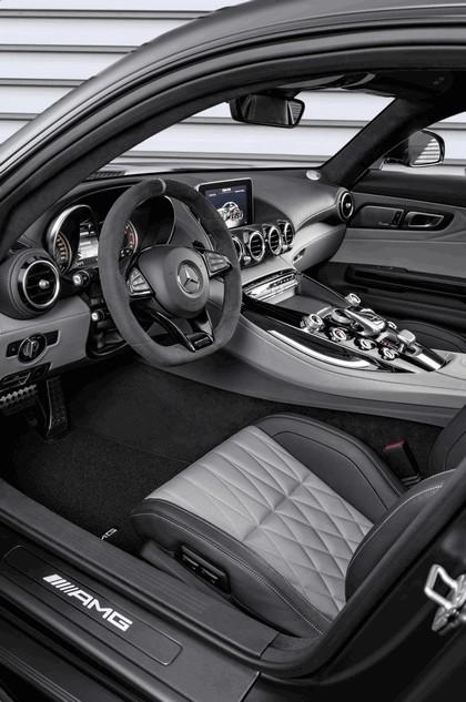 2017 Mercedes-AMG GT C Edition 50 15