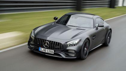 2017 Mercedes-AMG GT C Edition 50 7
