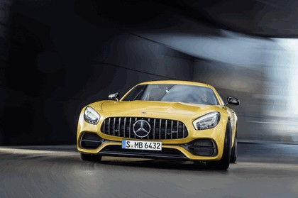 2017 Mercedes-AMG GT S 3