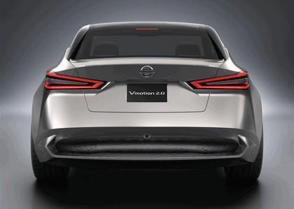 2017 Nissan Vmotion 2.0 concept 9