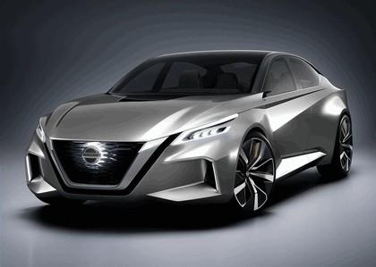 2017 Nissan Vmotion 2.0 concept 10