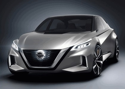2017 Nissan Vmotion 2.0 concept 11