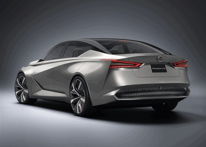 2017 Nissan Vmotion 2.0 concept 12