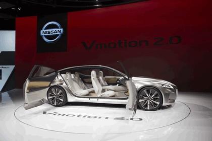 2017 Nissan Vmotion 2.0 concept 25
