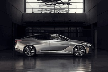 2017 Nissan Vmotion 2.0 concept 40